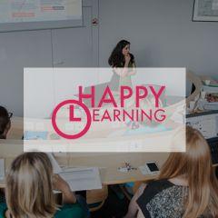 Happy Learning sur la création de capsules vidéos