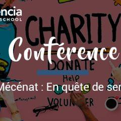 3 avril : Conférence