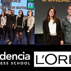 Concours Brandstorm de l'Oréal : next step