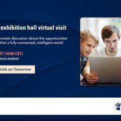 Huawei 5G-exhibition hall virtual visit