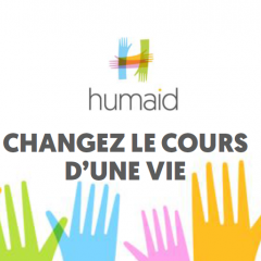 Humaid remporte le prix de l'impact local