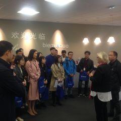 Les étudiants du MBA de Hunan University en visite à Nantes