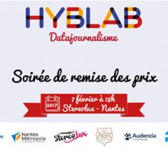 Hyblab 2017 - Remise des prix