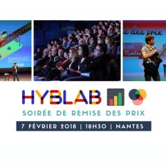 Hyblab - Soirée de remise des prix
