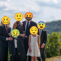 Comment les émotions sont-elles gérées dans les familles ?