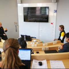 Les étudiants MCI deviennent consultants pour 16 entreprises