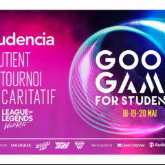 Audencia soutient Good Game for Students