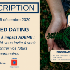 Save the date: Speed-dating