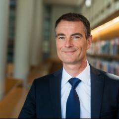 Christophe Germain nommé directeur général d'Audencia
