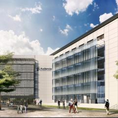 Audencia Atlantic Campus : une école agrandie et rénovée