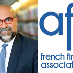 Professor Emilios Galariotis, new President of the AFFI