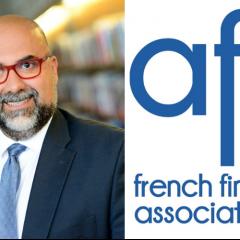 Professeur Emilios Galariotis, Président de l'AFFI