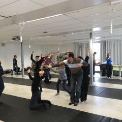 Ateliers Posture et vidéo pour les professeurs de l'Alliance