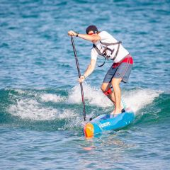 TRISTAN CLOAREC, DANS LE TOP 30 MONDIAL DE STAND UP PADDLE