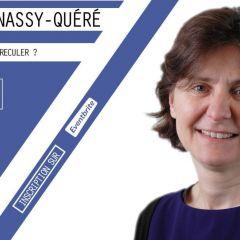 Agnès Bénassy-Quéré - Euro : avancer ou reculer ?