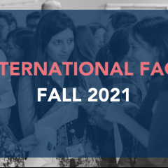 International FAQs - Fall 2021