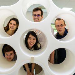 5 étudiants-entrepreneurs obtiennent une bourse !