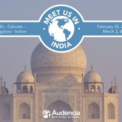 Meet us in India