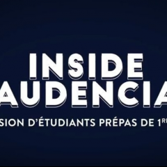 Inside Audencia