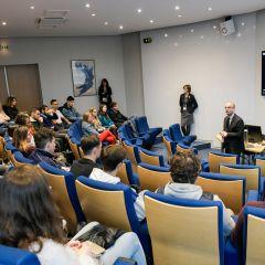 Inside Audencia : séjour en immersion pour des élèves de classes préparatoires