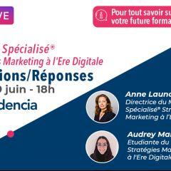 Replay - Live MS® Stratégies Marketing à l'Ere Digitale
