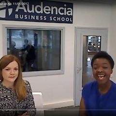 Meet Nadia Hefer from South Africa, Full-Time MBA 2017