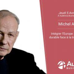 Michel Aglietta, économiste émérite, le 5 avril à Audencia
