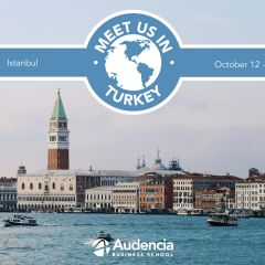 Meet us in Turkey at the A2 education fair this October