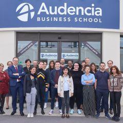 Audencia accueille la toute première promotion du MS MFM®