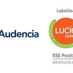 Audencia obtient le renouvellement de son label LUCIE