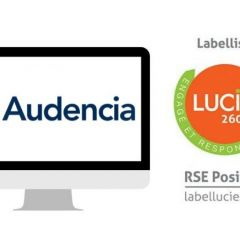 Audencia secures the renewal of its LUCIE Label !
