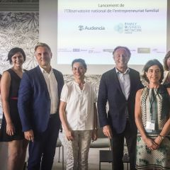 Audencia et le Family Business Network (FBN) France lancent l'Observatoire National de l'Entrepreneuriat Familial