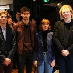 Audencia partenaire du Grand prix des jeunes écrivains de prépa littéraire