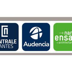 Trois nouvelles startups dans l'incubateur Centrale-Audencia-Ensa