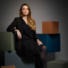 Marion Quédreux, Consultante RP et Communication Corporate
