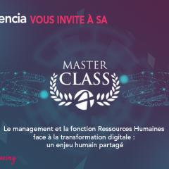 Audencia vous invite à sa prochaine Masterclass digitale