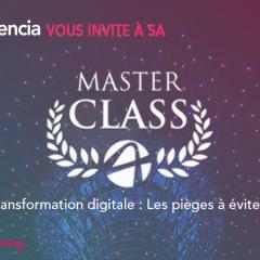 Masterclass - Transformation digitale : les pièges à éviter