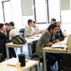 Salon Studyrama des masters 2, mastères spécialisés & MBA