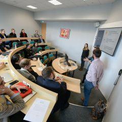 Les étudiants du MS®MCI dans la peau de consultants