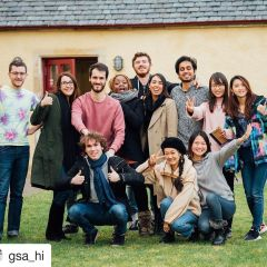 MECE Students Study Trip to the Scottish Highlands