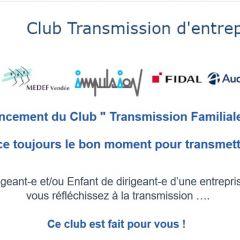 Lancement du Club