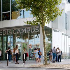 Formation en communication et médias :  Journée Portes Ouvertes à Audencia SciencesCom le 8 décembre 2018