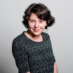 Miruna Radu-Lefebvre à l'Université d'été du MEDEF