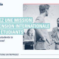 Missions entreprises pour les étudiants