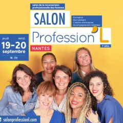 Audencia participe au Salon Profession'L !