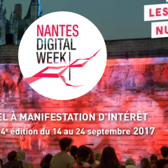 Nantes Digital Week 2017