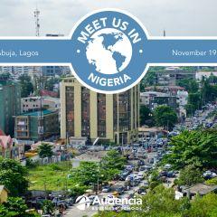 Meet us in Nigeria