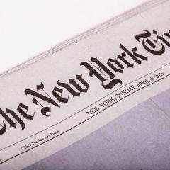 Votre abonnement individuel et gratuit au New York Times !