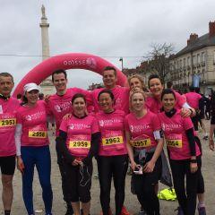 Odysséa: courir contre le cancer du sein