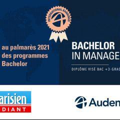PALMARÈS LE PARISIEN ETUDIANT: 5E MEILLEUR BACHELOR FRANÇAIS